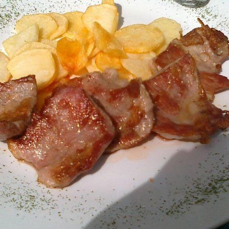 Especialidades de la casa:  of Restaurante Bonavista