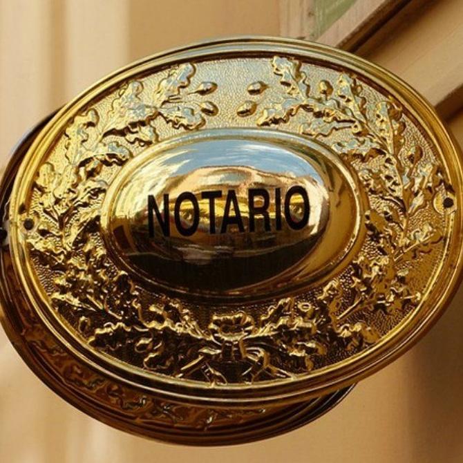 El notario en España