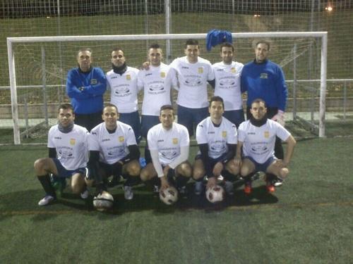 Churreria Las Farolas Futbol 7