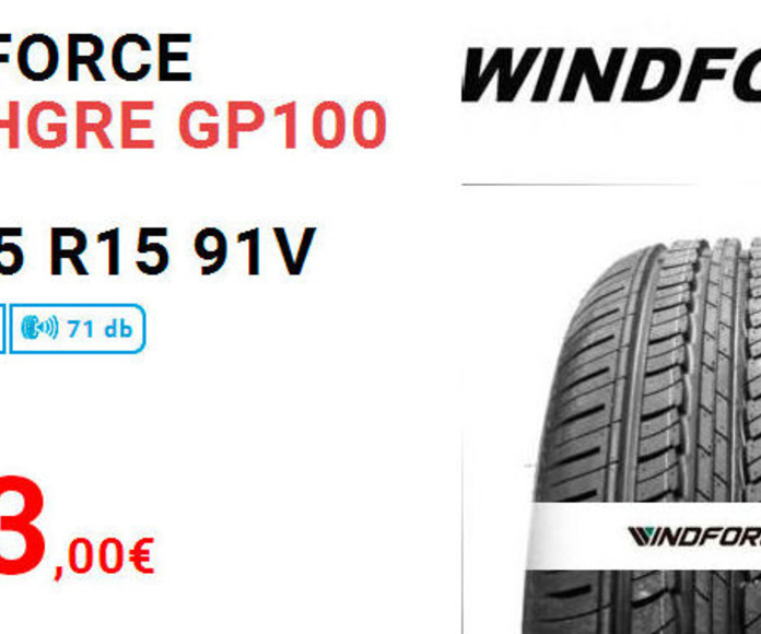 Neumáticos 195-65-R15: Neumáticos   de Neumáticos  Baratos Valencia