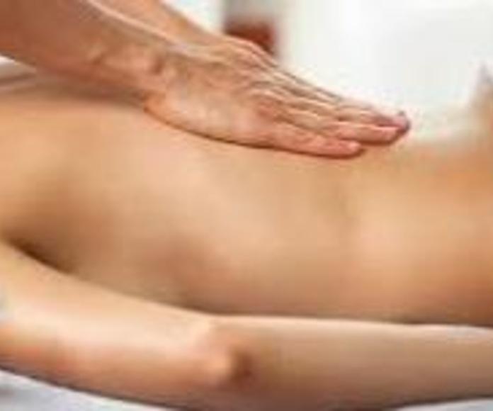 Los masajes Arturo Soria