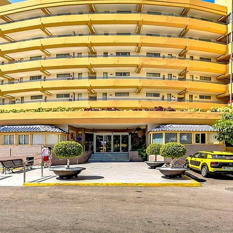 Venta Apartamento 2 dormitorios Complejo Santa María Costa Adeje: Compra y venta de inmuebles de Tenerife Investment Properties