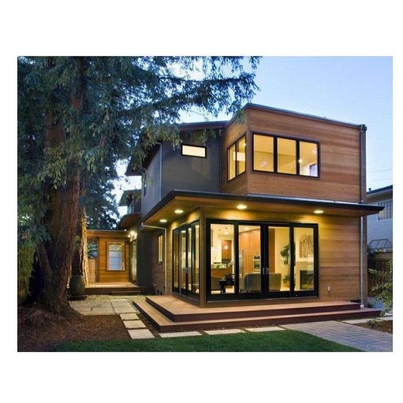 Miguel (101 m2): Casas de madera de 5SCC Casas de Madera