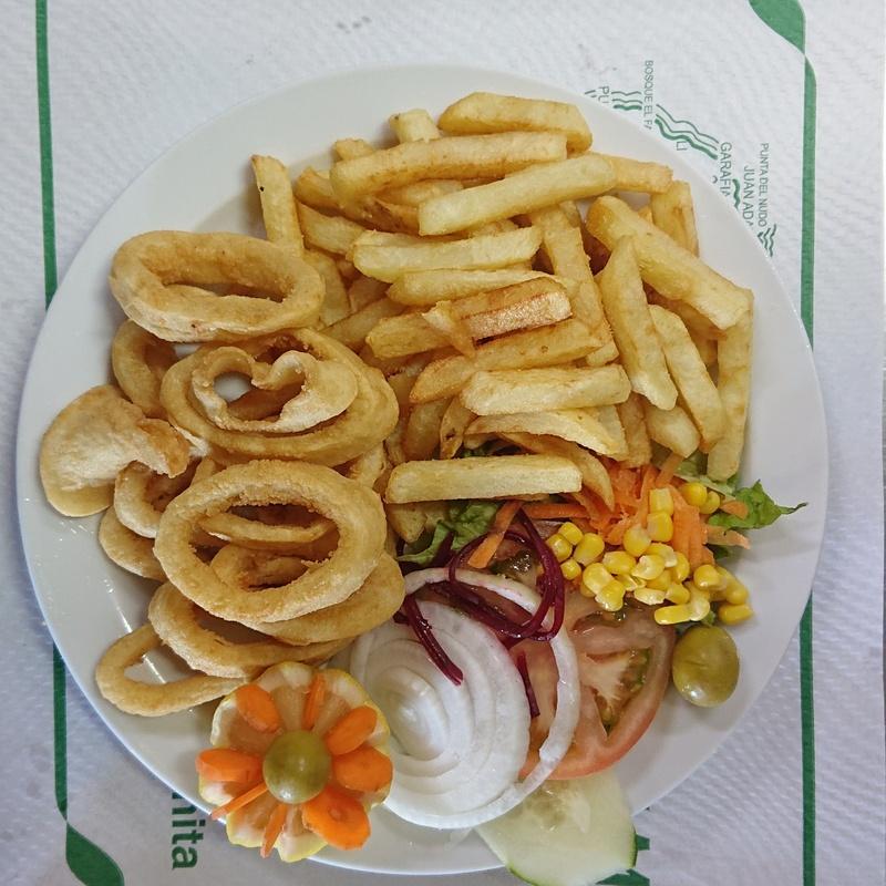 Otros platos: Carta de Los Almendros Restaurante