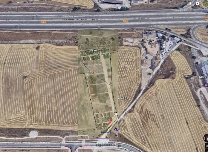 Alquiler de Huerto Ecológico en Madrid