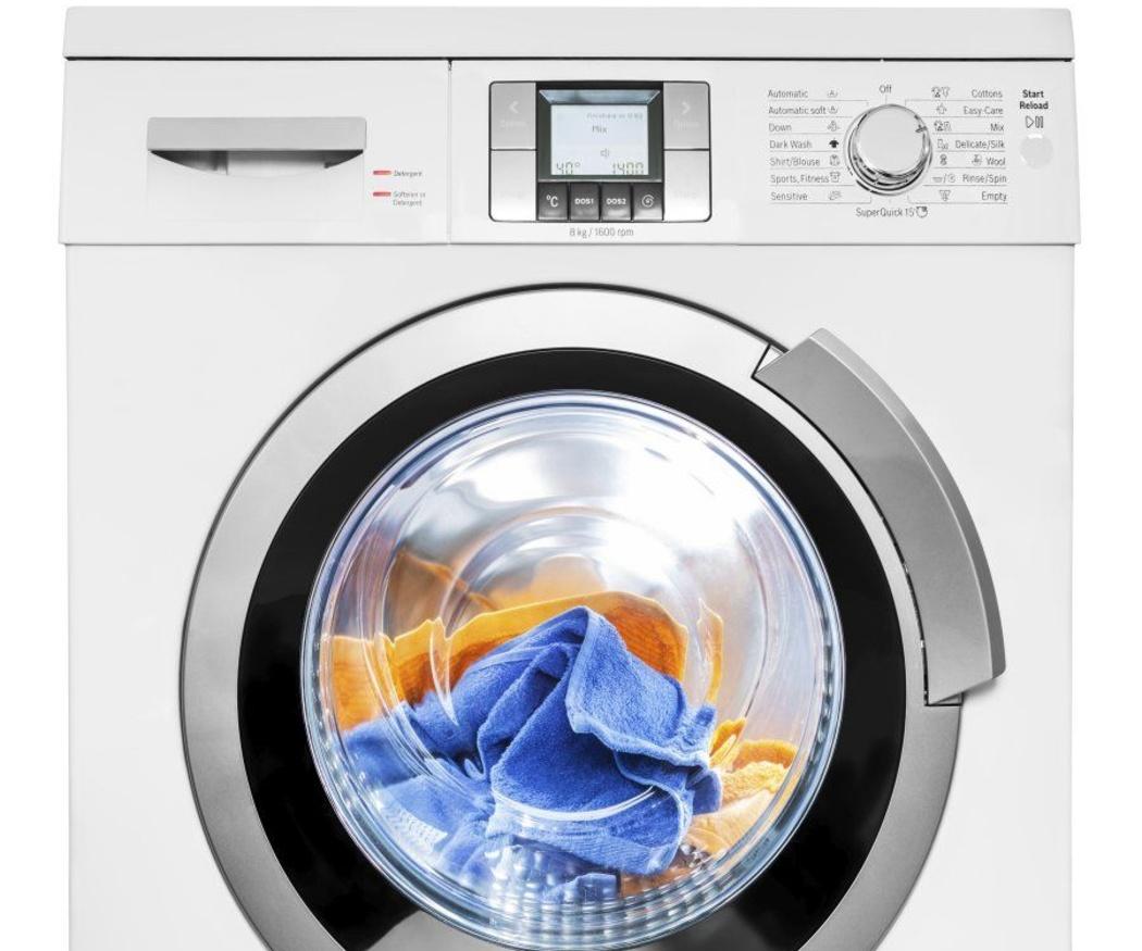 Cuidados básicos para conservar tu lavadora