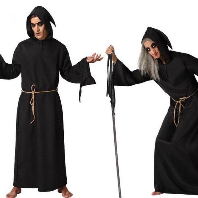 Disfraz monje/hechicero
