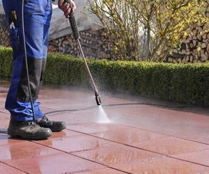 Limpieza de jardines en Jaén