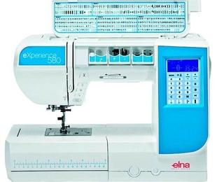 Máquina de coser Elna 580