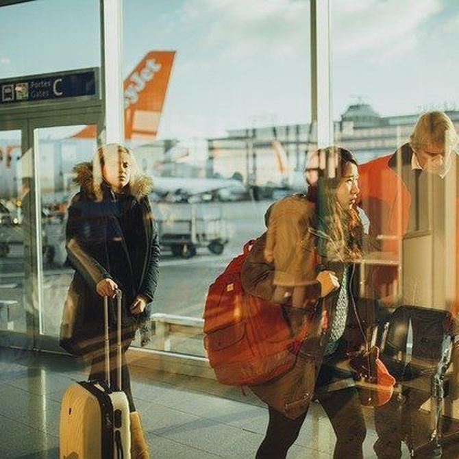 Breve historia del Aeropuerto Adolfo Suárez Madrid-Barajas