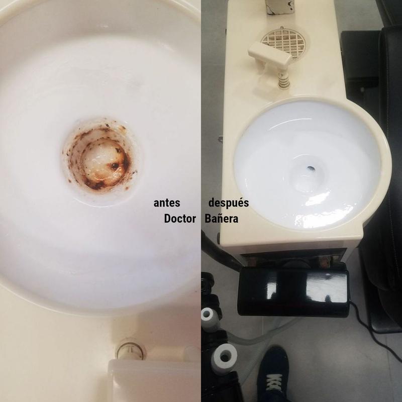 Esmaltado de lavamanos: Servicios de DOCTOR BAÑERA RESTAURACIONES FIVE STARS