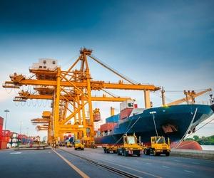 Grúas para puerto en Alicante