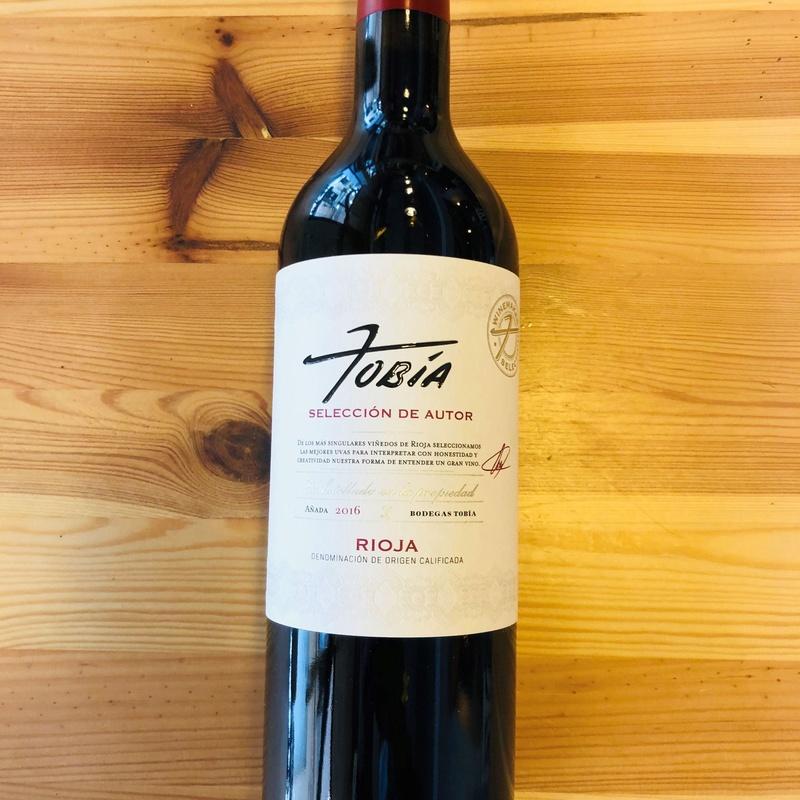 TOBIA Rioja: CARTA y Menús de Alquimia