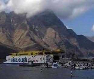 Destino ~ Destination: Puerto de Las Nieves / Port Agaete / Agaete