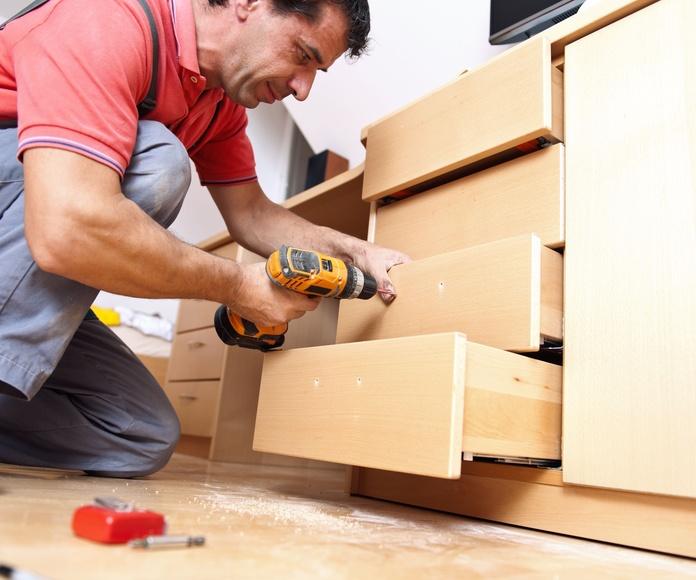 Carpintería de madera: Servicios de Fustería Ponsa