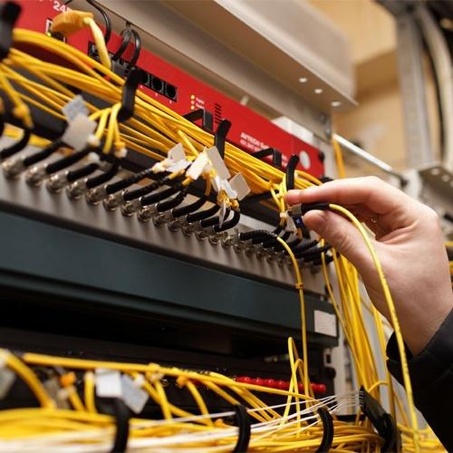 Instalación de infraestructuras de telecomunicaciones