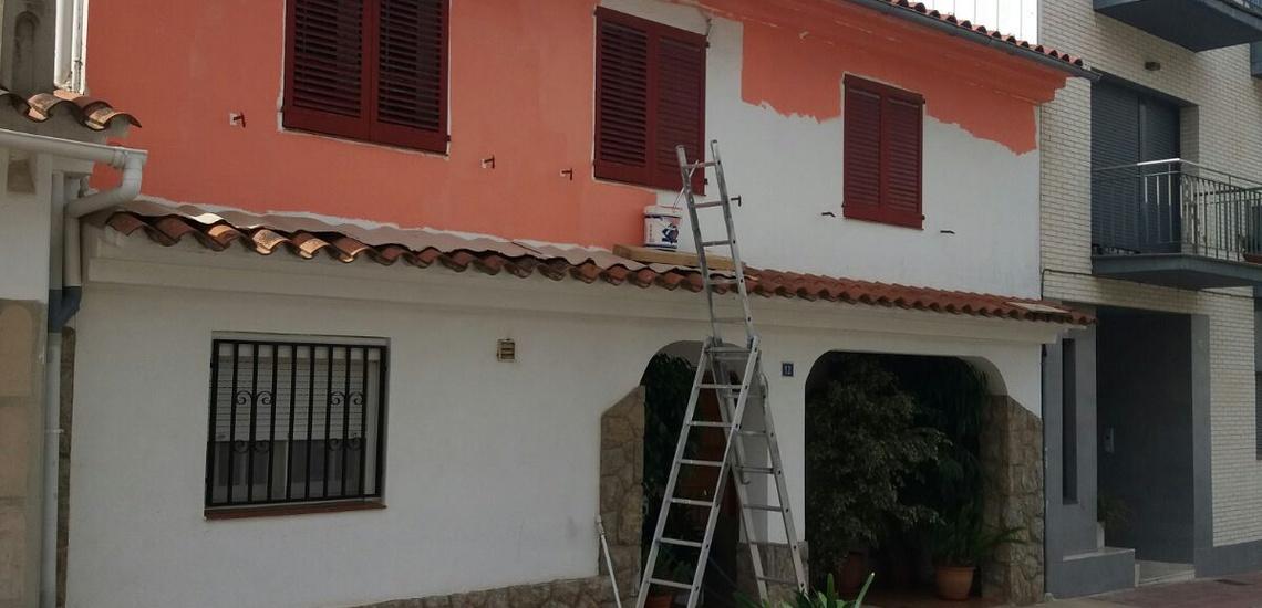 Pintores baratos en Tarragona: fachadas