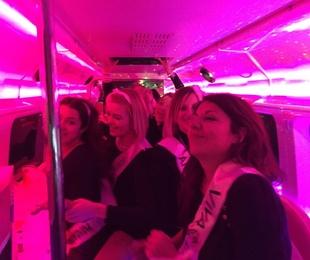 Celebra su Mayoria de edad en Discobus Sevilla