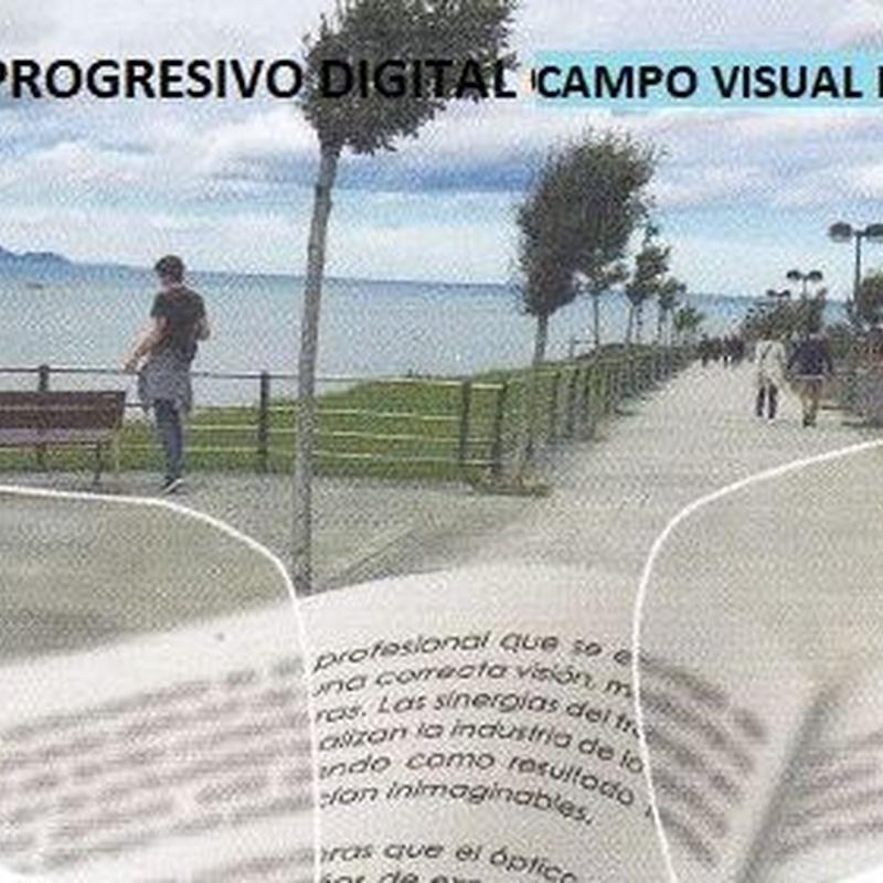 Progresivo digital, campo visual básico: Productos of Centro Óptico Valdavia