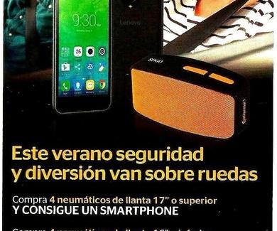 REGALO SMARTPHONE EN TALLER VALENCIA