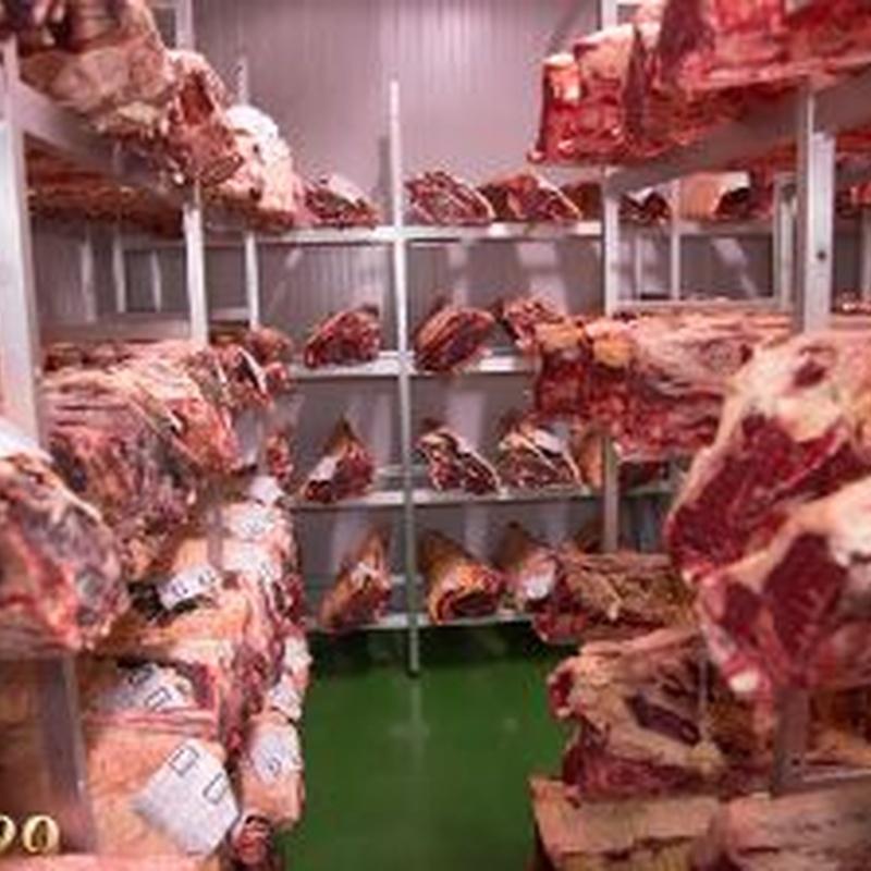Carne madura: Productos de Ahullana & Lanusse