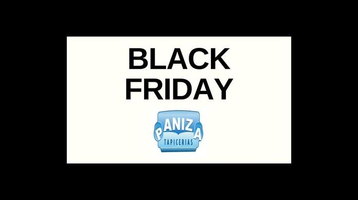 BLACK FRIDAY EN TAPICERIAS PANIZA