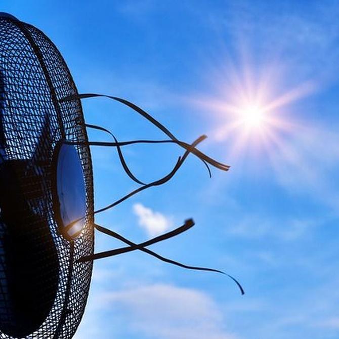 Las mejores formas de evitar las altas temperaturas