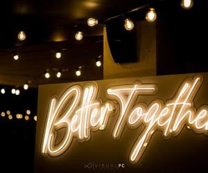 Neón Better Together