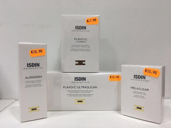 Isdin FLAVO-C by Auriga: Productos y Promociones de Farmacia Lucía