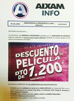 DESCUENTO DE PELÍCULAS!!!