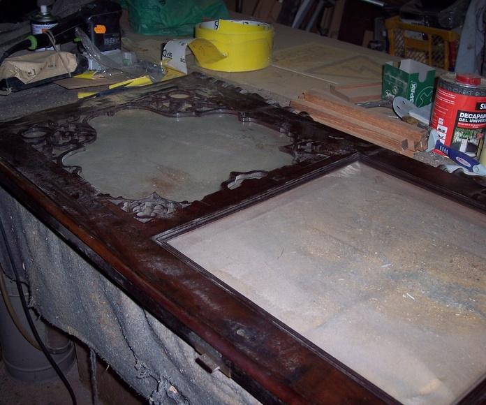 Restauración: Trabajos  de Baljoviedo