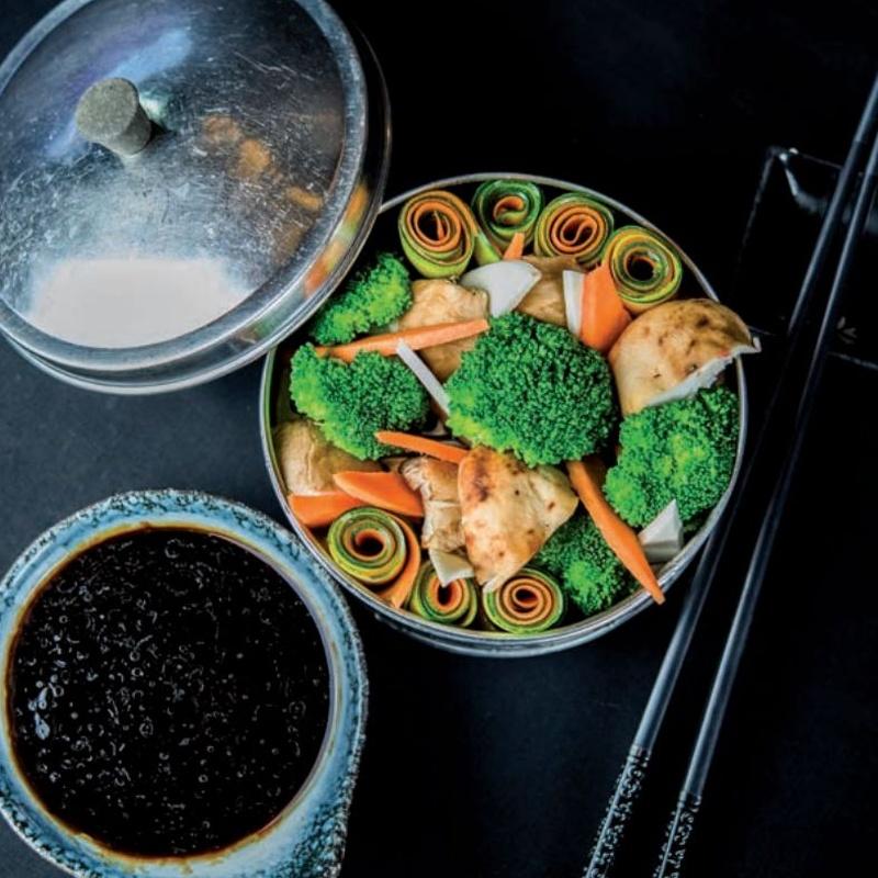 Vegetales: Carta de Restaurante Kyoto