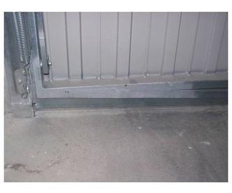 Reparaciones y mantenimiento para empresas: Montajes e instalaciones de Mafrisur