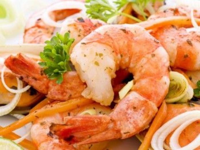 Mariscos: Carta  de Restaurante Marisquería Plaza
