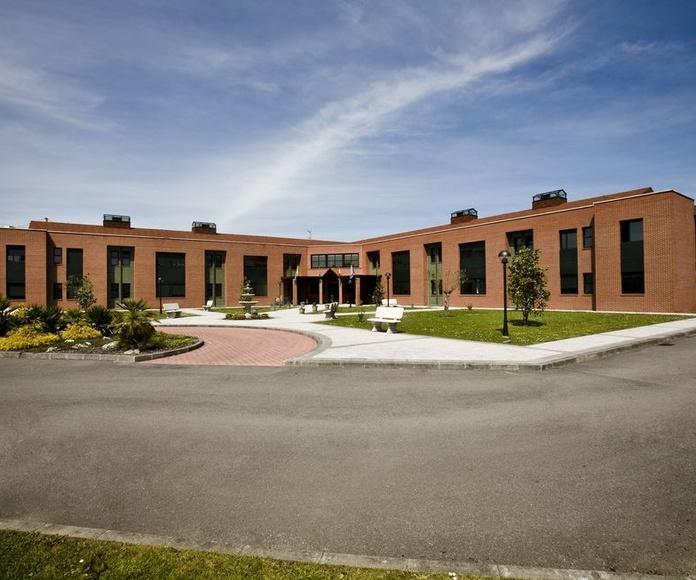 Residencia de ancianos Oviedo: SERVICIOS de Vital Centro Tercera Edad