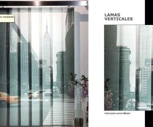 Cortinas screen en Sant Martí, Barcelona | Vaya Tela