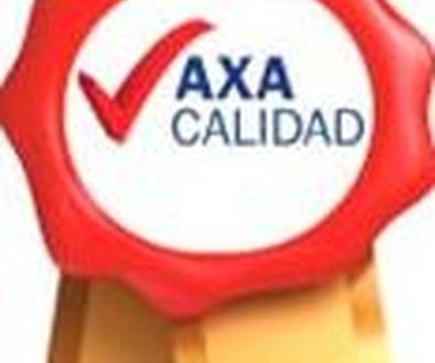 Obtenido el Sello de calidad AXA
