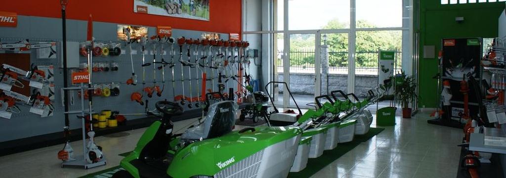 Venta de maquinaria agrícola en Lugo