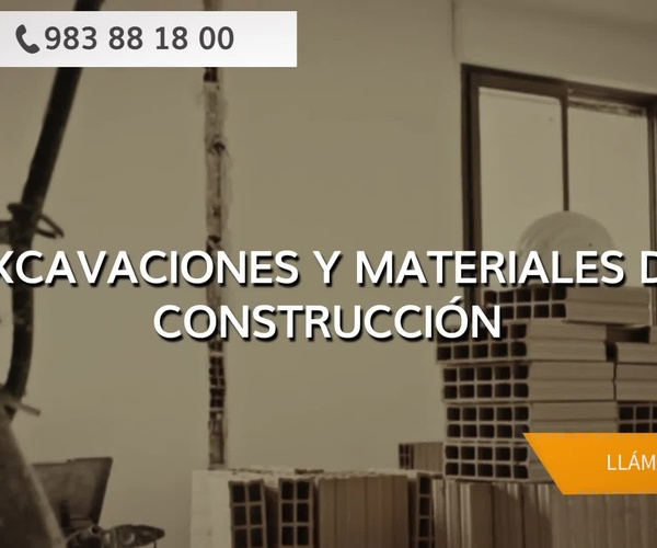 Materiales de construcción en Peñafiel: Eufemio de Sebastián e Hijos