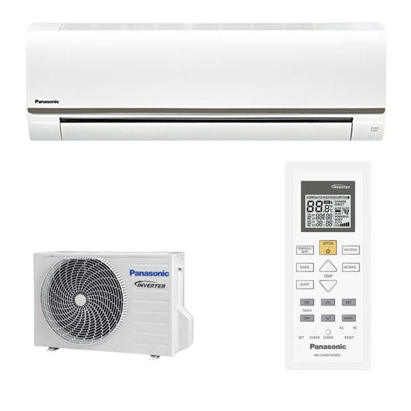 Aire Acondicionado PANASONIC KIT-BE35-TKE 2925 Frig. A+/A+ ---449€: Productos y Ofertas de Don Electrodomésticos Tienda online