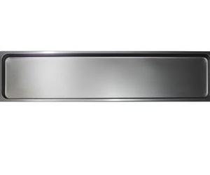 Cubeta base 8 bandejas para vitrinas sobre mostrador