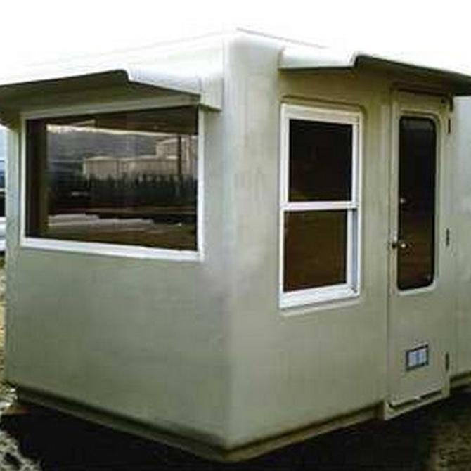 Los múltiples usos de las cabinas prefabricadas