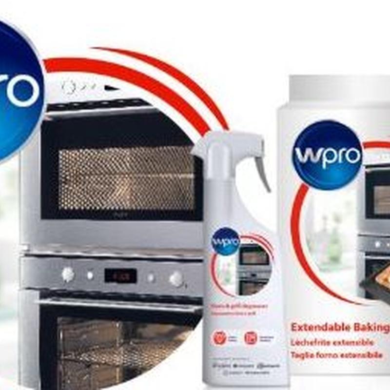 Venta de productos de limpieza: SERVICIOS de Servicio Tecnico Oficial Whirpool