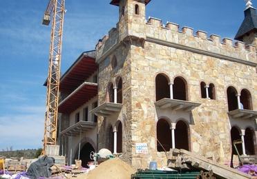 Construcción de obra nueva