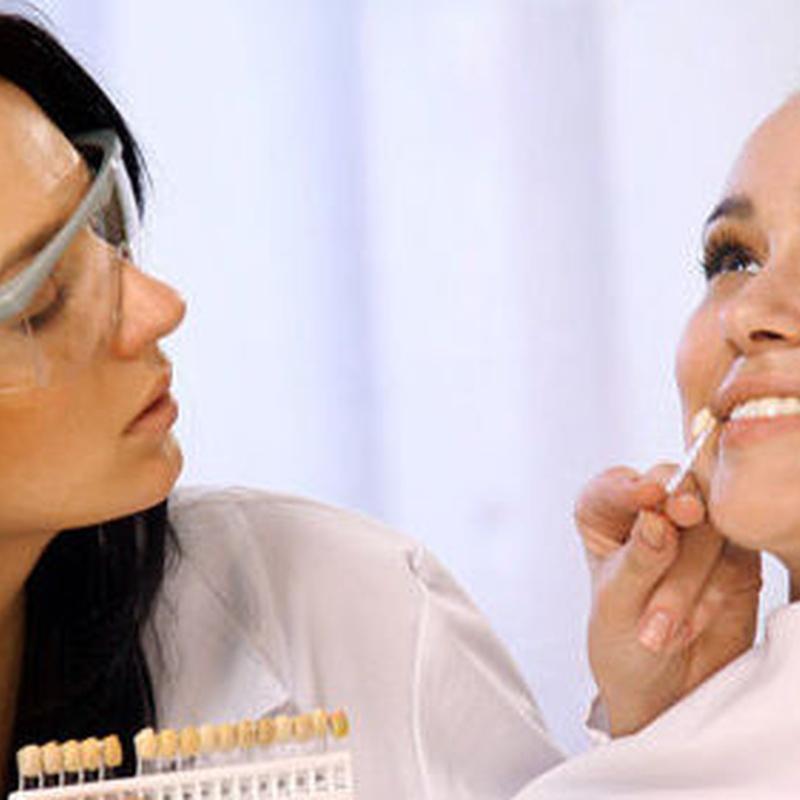 Odontología general adultos: Servicios de Centro Dental Integral Mª Azucena Plata Vega