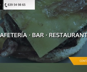 Restaurante cafetería en Viladecans: Bar Chucherría D' Tapas