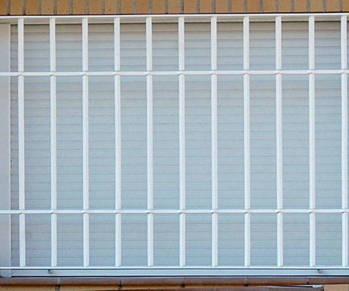 Reja modelo rectangular: Productos y servicios de Metal Masa, S.L.
