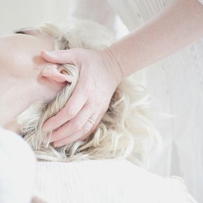 Características del masaje cérvico-craneal