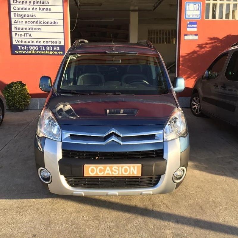 Citroën Berlingo 1.6HDI XTR 92CV:  de Ocasión A Lagoa