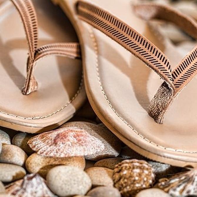 ¿Cuál es el mejor calzado para el verano?